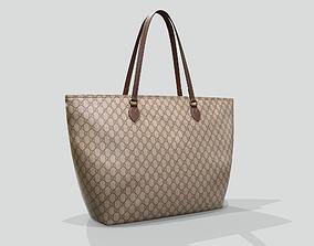 3D model Gucci Women Ophidia GG Medium Tote Bag