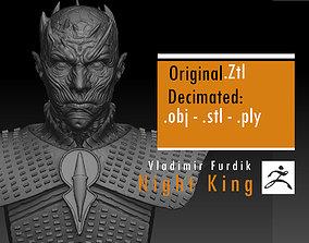 Night King - Vladimir Furdik - Game of 3D print model
