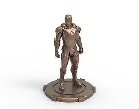 Iron Man Standing pose 3D print model
