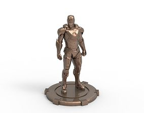 Iron Man Standing pose 3D print model