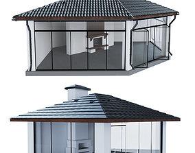 belvedere 3D model