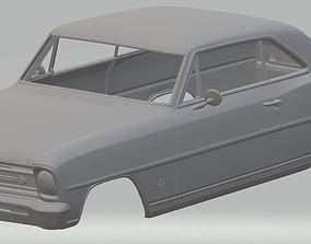 Nova II 1966 Printable Body Car