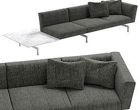 Knoll Avio Sofa 3 3D
