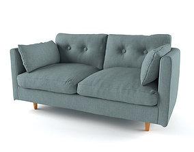 3D print model sofa albo