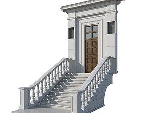 Entrance Door 3D PBR