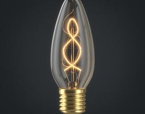 Light bulb 15 3D model