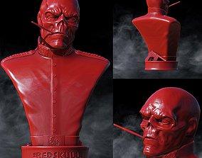 3D printable model The Red Skull Marvel Villain