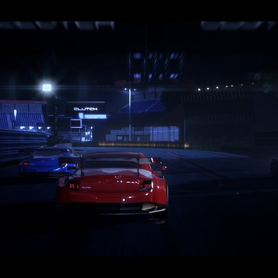 CLUTCH  - Racing Video Game - Project