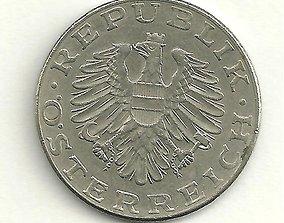 3D model Texture set of 11 coin types of Austria