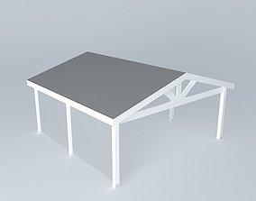 Decochalet 2015 David DORMANS 3D model