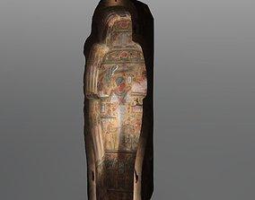 Egyptian Sarcophagus 3D Scan
