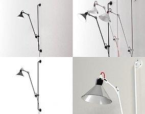 N214 wall lamp 3D model