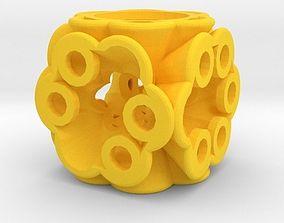accessory 3D printable model Dice