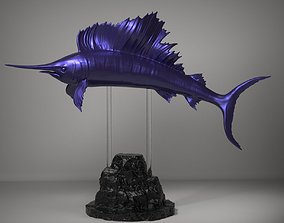 Istiophorus 3D print model