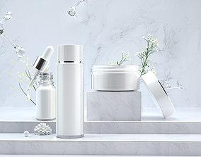 beauty Cosmetics 3D models