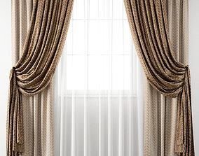Curtain 127 3D model