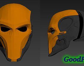 Deathstroke Helmet 3D print model