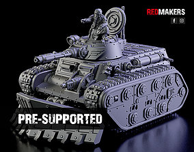 Infantry Fighting Vehicle - Imperial Force 3D print model