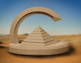 Piramide-My style 3D print model