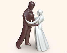 3D print model Dolls for wedding cake