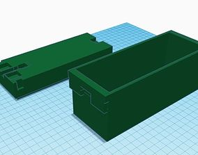 3D print model PRC 352 and 320 Battery Box