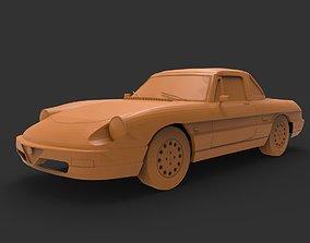 Alfa Romeo Spider Duetto 1965 3D printable model