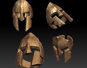 Helmet ring 3D printable model