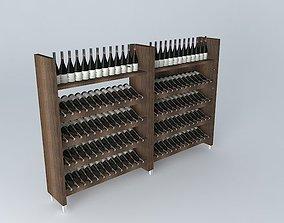 3D Kit606 Wine Cellar By Alex Marques