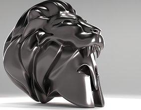 3D Pendant hercules helmet