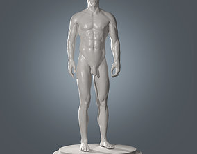 3D model Human Body Anatomy Base Mesh