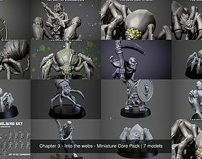 3D Chapter 3 - Into the webs - Miniature Core