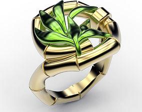 bambu Ring Bamboo 3D printable model