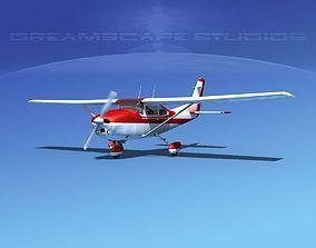 3D Cessna 182 Skylane V06