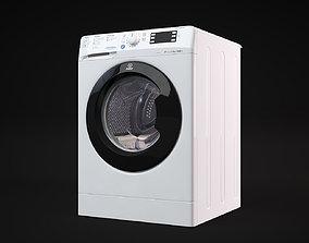 3D model Indesit Washing Machine