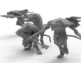 3D print model Cheese Stealer Cult - Hashassins