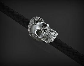 Bead Skull 01 1 3D printable model
