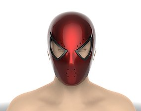 Spider-Man Faceshell Raimi 3D printable model