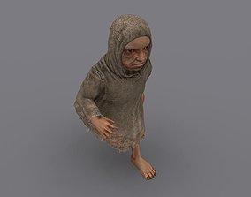 3D model dwarf