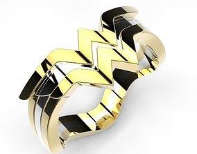 3D print model Wonder woman ring