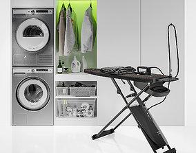 Laundry Room 0001 3D model