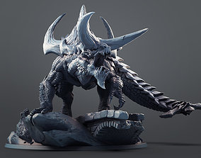 3D print model Tarasque