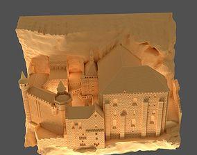 SANCTUARY OF ROCAMADOUR 3D printable model