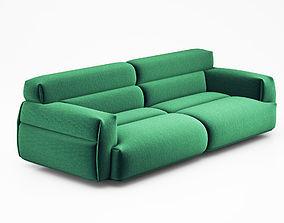 3D design Valley sofa by Jardan