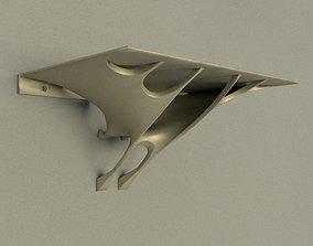shelf 3D printable model Wall Shelf