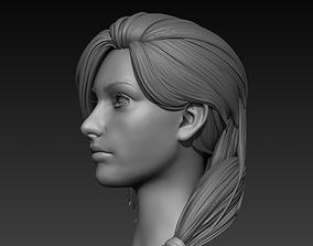 Hair 16 3D