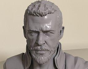 3D print model avengers Chris Hemsworth as Thor