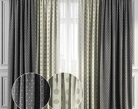 Curtain Set 148 3D