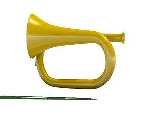 3D printable model bugle