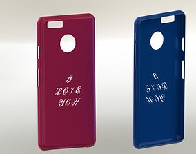 3D printable model iphone 6 plus case