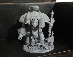 THE GLADIATOR KING 3D printable model